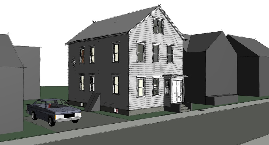 New Bedford Renovation